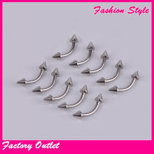 stainless steel eyebrow piercing jewelry eyebrow piercing designs