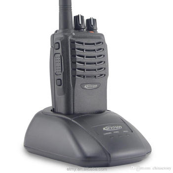 Kirisun UHF/VHF walkie talkie PT5200 original professional two-way radio wider band coverage,2 Tone/5 Tone