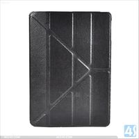Transformers Standing Leather Origami Case for Apple ipad air