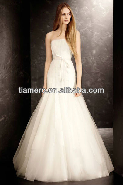 New Model 2013 Exotic Mermaid Wedding Dresses