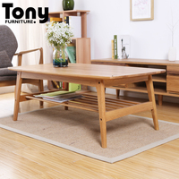 classic furniture white oak solid wooden table tea table