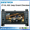 For jeep grand cherokee car multimedia player wholesale alibaba car radio gps