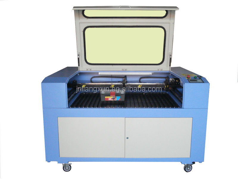 Cheap picture frame Metal and non-metal laser machine for advrttising