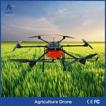 New Autonomous Autopilot Flying Helicopter Drone Sprayer Fertilizer Spraying Machines For Agriculture Purpose To Protect Crops