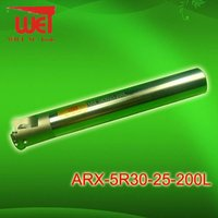 Indexable cutting tools ARX Rough Feed End Mills