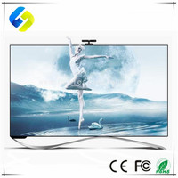 Cheap 4K led tv android television 55inch china lcd tv price