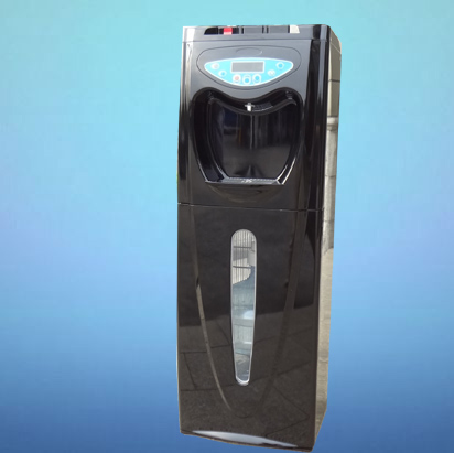 58L Grey Bottleless Water Cooler Dispenser with Soda/Carbonated Water