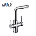 BRASS KITCHEN FAUCET PULL OUT,3 WAY KITCHEN FAUCET