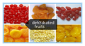 Different Typs Of Dry Fruit