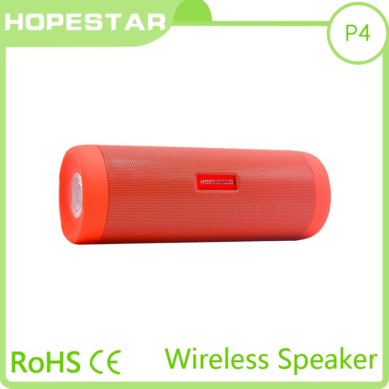 portable waterproof Hopestar Wireless Bluetooth Speaker Handsfree with Tf card USB power bank