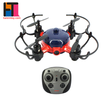 hot sale 2.4g 4ch rc model toy 6-axis gyro wifi fpv mini drone with hd camera