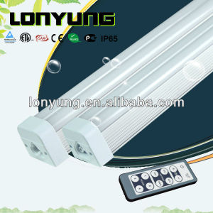 dimmer with remote SMD3014/3528 new t5 led tube light energy saving T5 twins tube