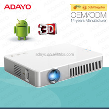 cheap android beam DLP wifi projector smart for iPhone smartphones