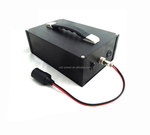 1000W 24V 50Ah lithium ion battery for ebike/ Boating