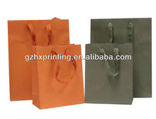 Flame retardant luminary paper bag