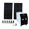 Factory direc portable high quality solar panels/solar home ligting system for areas lack of electricity