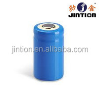 Li-ion 14250 3.7v 250mah cylinder rechargeable batteries