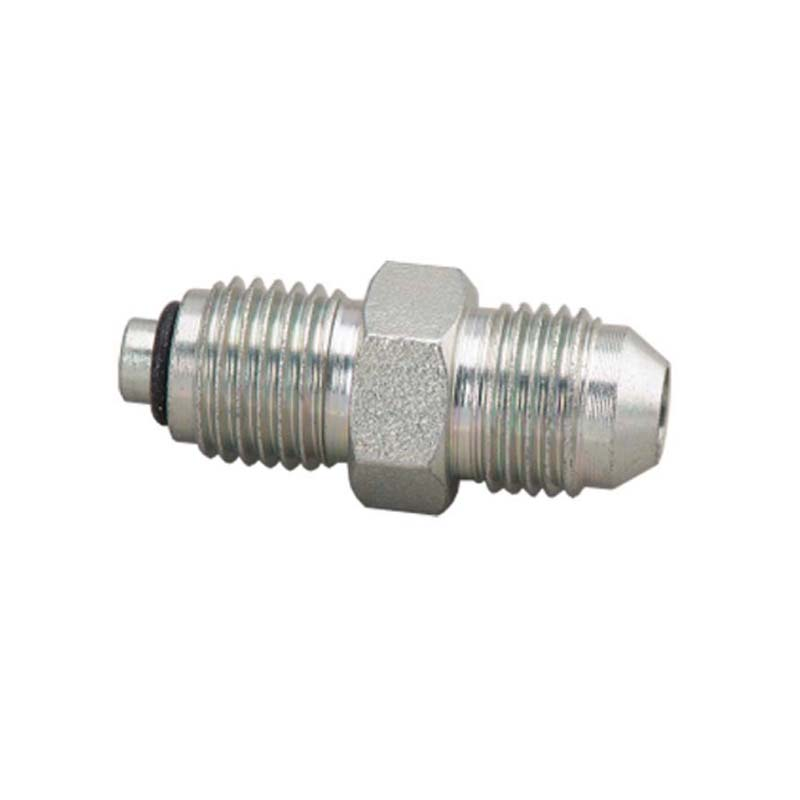 9 16 18 UNF 6 JIC And M16 X 15 HEX 17mm Hardware Bump Tube Male Adapters