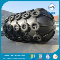 Marine inflatable boat rubber fender with BV certificates
