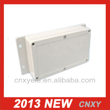 ABS PC waterproof plastic wall mounted junction enclosures outdoor electrical boxes