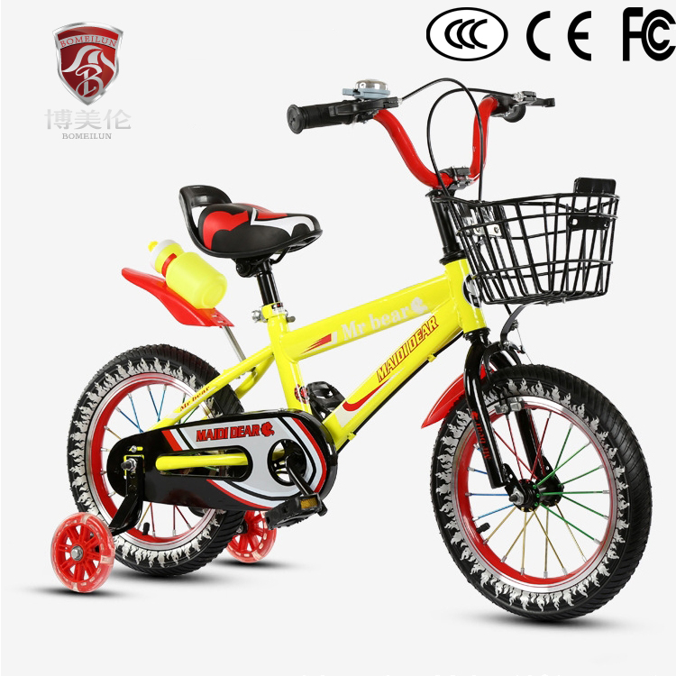 2018 new style kids <strong>cycle</strong> children bike wirh training wheels/high quality hot sale items/factory price