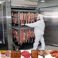 Competitive price high quality sausage smokehouse