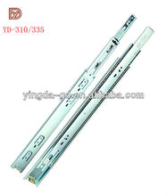 Heavy duty Width=35MM/45MM groove telescopic drawer slides