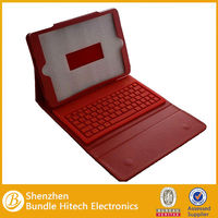 high quality tablet cases/ silicone keyboard/bluetooth keyboard for ipad5