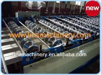 polyurethane sandwich panel forming machine Trapezoidal Roofing Sheet Roll Forming Machine