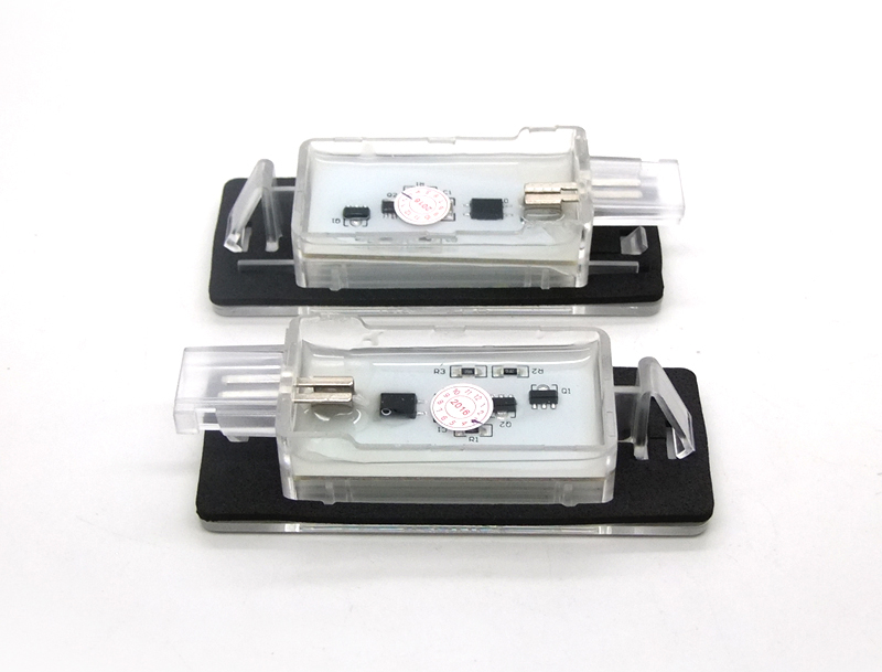 super quality LED License Plate Number Light Lamp for Opel Vectra C Estate 2002-2008