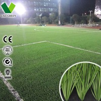 Football Artificial Plastic Turf For Sport Court Flooring