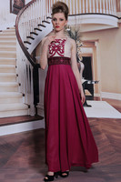 DORISQUEEN Dropshipping wholesale new arrivals 2014 floor length cheap sexy long bridesmaid dresses