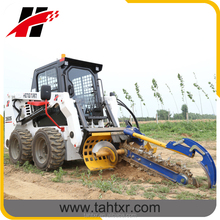 Earth moving machine skid steer loader high quality equipment