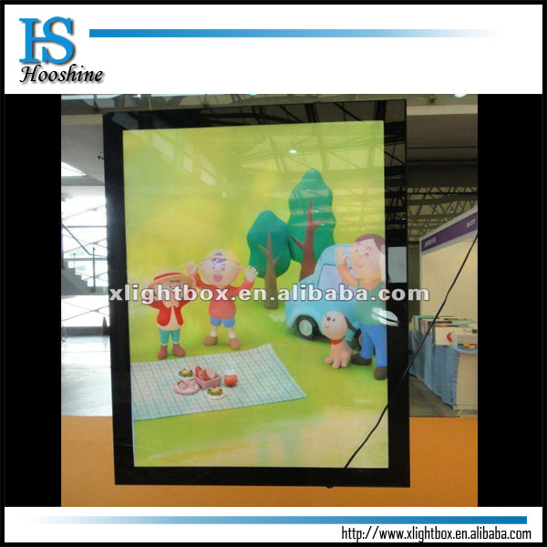 LED Single Sided Magnetic Super Slim Light Box
