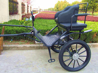 Chinese horse cart wagon wheels for sale