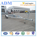 high quality galvanized boat trailer