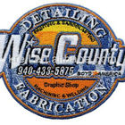 custom embroidery wise country iron on badge/logo/patch/design with heated patch