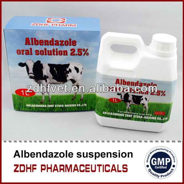 Ivermectin and Albendazole Oral Solution