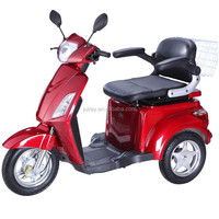 500W High Quality Three Wheels Electric Scooter