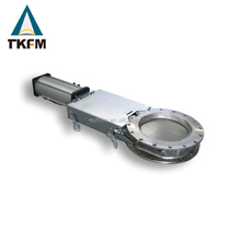 "Alibaba sign in shenyang TKFM 2"" inch vacuum stainless manual knife gate valve (dn50)"