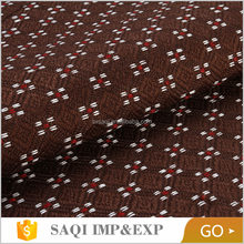 Creative style Soft Polyester upholstery fabric liquidators