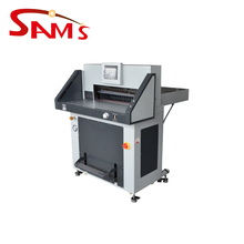 Small printing plant hydraulic digital paper cutting machine 678HP