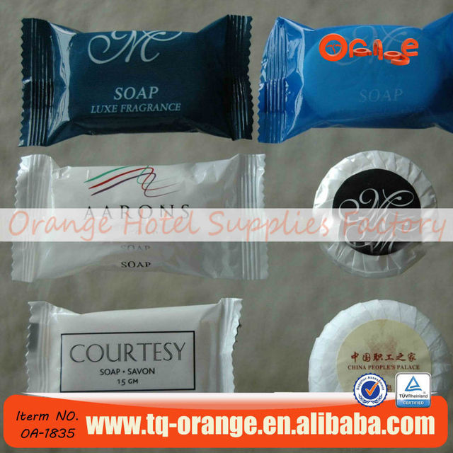 Classic !!! hotel and spa soap