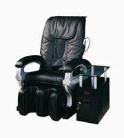 bill and coin operated massage chair