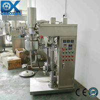 New design professional automatic vacuum small emulsifying mixer machine