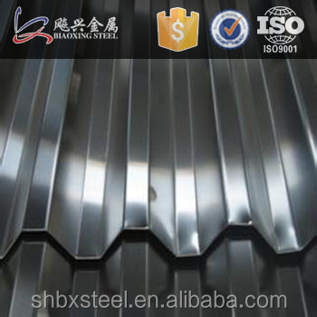Chinese Manufacturer Clear Corrugated Metal Roofing Sheet