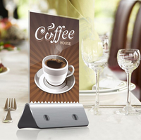 Table advertisement menu power bank four USB port power bank for restaurant/coffee shop/bar