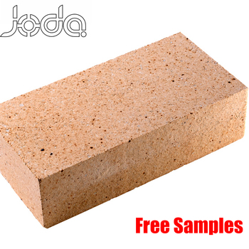 Quality High Alumina Alkaline Refractory Bauxite Sintered Magnesia Brick