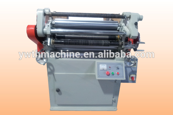Non-woven Fabric Film Tape Slitting Rewinding Machine 650mm