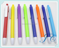 2016 New Style Promotional Ball Pen High Quality Plastic Ball-point Pens